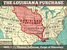 Map Of Louisiana Purchase by Lewis And Clark By 13701373382