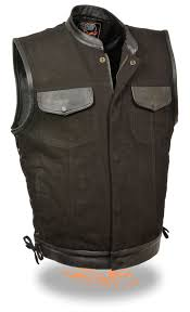 bike riding vest milwaukee motorcycle clothing company large men u0027s distressed