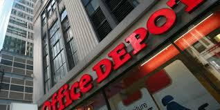 Office Depot by Office Supply Giant Office Depot Rolls Out Same Day Delivery