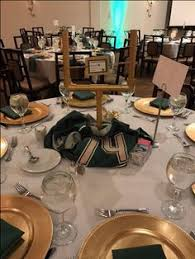 football banquet centerpieces football banquet pinterest