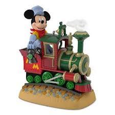 2017 mickey s magical railroad repaint hallmark disney ornament