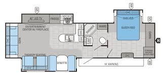 jay flight travel trailers floor plans 2015 jay flight 34rsbs jayco inc
