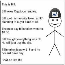 Be Like Bill Is The - don t be like bill tronix