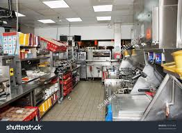 fast food kitchen design