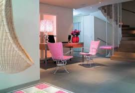 room decoration in pink white and black dining color sticpees com