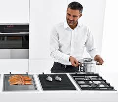 Modular Gas Cooktop Modular Cooking With Integrated Wolf Modular Cooktops