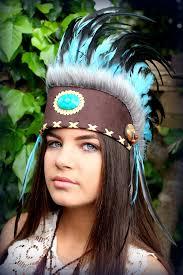 halloween costume native american unique artisan indian headdress indian costume native american