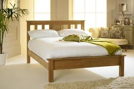 4ft Wooden Bed Frame Wooden Bed Frames The Oak Bed Store