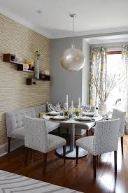 Contemporary Dining Room Table Best 25 Settee Dining Ideas On Pinterest Cozy Dining Rooms