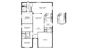 family room floor plans new home floorplan orlando fl arlington maronda homes