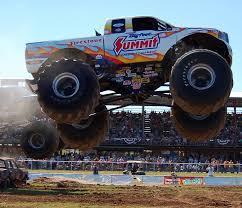 monster truck show atlanta 2014 atlanta motor speedway set to host first ever summit racing