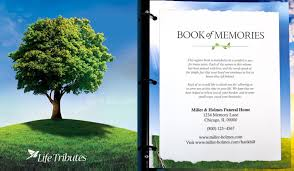 personalized funeral guest book funeralone tribute book