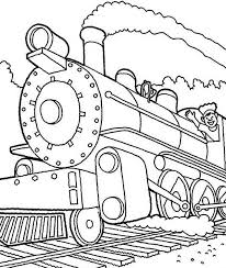 Steam Locomotive Coloring Pages Machinist Of Steam Train Coloring Page Netart by Steam Locomotive Coloring Pages