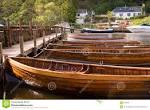 βάρκες ξύλινες Στοκ Φωτογραφίες - εικόνα: 817983