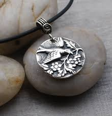 silver bird pendant necklace images 117 best silver art clay metal clay images rings jpg