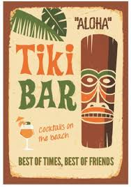 online buy wholesale tiki bar decor from china tiki bar decor