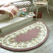 Design Ideas For Half Circle Rugs Half Kitchen Rugs Home Design Ideas