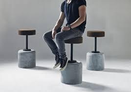 bar stool design cork bar stool by wiid design design indaba