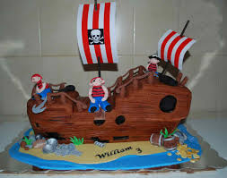 pirate ship cake pirate cakes decoration ideas birthday cakes