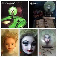 diy nightmare before christmas halloween props disneyland haunted