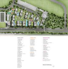site plan u2013 north park residences official site