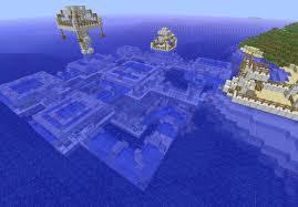 Minecraft Project Ideas Underwater House Minecraft Project Minecraft Pinterest