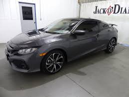 honda civic 2017 coupe new 2017 honda civic coupe si 2dr car in tyler 17hc283 jack o