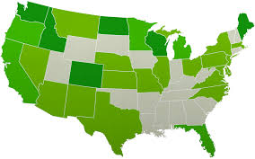 Gardening Zones Usa Map - u s growing regions potatoes usa