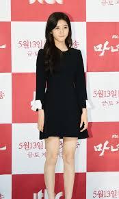 sleeved black dress sae white sleeved black dress korean fashion lookbook