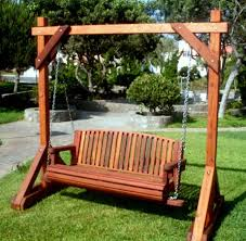 Wooden Garden Swing Seat Plans by How To Make A Motorcycle Lift Table How To Build A Garden Bench Swing