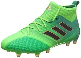 buy football boots uk adidas s ace 17 1 primeknit fg sgreen cblack and corgrn