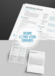 free resume and cover letter templates template 52 word pdf