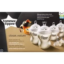 B Om El Regal Baby Direkt De Tommee Tippee Closer To Nature Flaschen Starterset