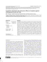 transfert de si e social sci in vitro studies demonstrate anticancer pdf available