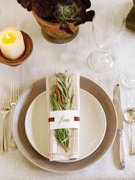 Table Place Settings by Creative Fall Table Settings Sunset