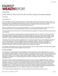 round table wealth management family wealth report september 2 2015