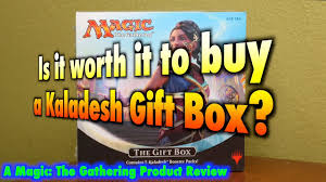 where can i buy a gift box mtg is it worth it to buy a kaladesh gift box for magic the