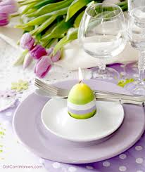 Easter Table Setting 10 Place Settings To Create A Pretty Table For Easter Dot Com Women