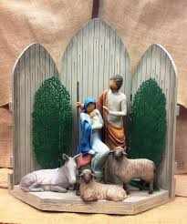 tree the story nativity complete set