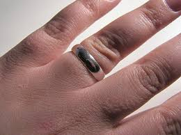 ring marriage finger wedding ring
