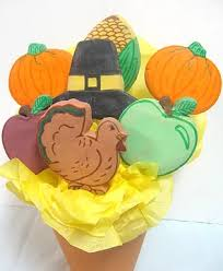 thanksgiving bouquet paquins thanksgiving bouquets and cookie tray