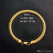 luxury bracelet gold chains images 2018 new design luxury 18k gold 925 silver snake chain bracelet jpg