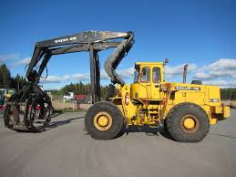 used volvo l160 high lift wheel loaders year 1989 price 21 658