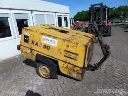 used atlas copco xas 90 compressors year 1991 for sale mascus usa