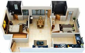 the best n house plans ideas indian residential with two bedroom