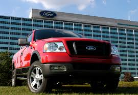 Ford F150 Truck 2005 - 2005 2006 ford f 150 recalled over airbag issue road reality