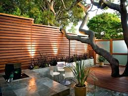 patio ideas outside wall fence designs looking for cedar to make