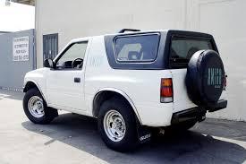 isuzu isuzu rodeo sport truck hardtops for generation 1 and 2 amigo suvs