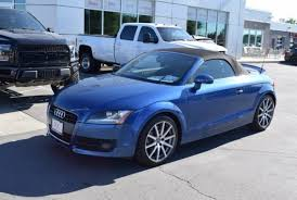 used audi utah used audi tt 15 000 in utah for sale used cars on
