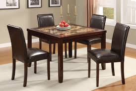 Marble Dining Room Table And Chairs The Of Marble Top Dining Table Design Colour Story Design